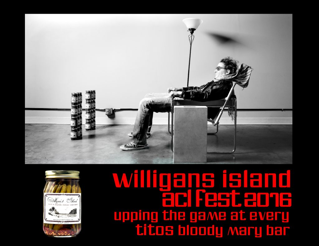 Willigan's Island ACL Fest 2016